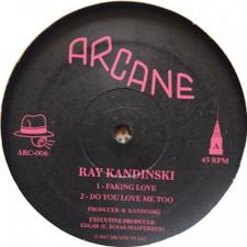 "Ray Kandinski - Faking Love - 12"" Vinyl"