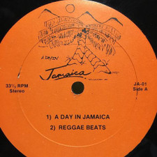 """V/a - A Day In Jamaica - 12"""" Vinyl"""