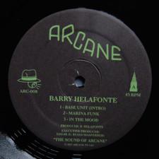 """Barry Helafonte - Barry Helafonte - 12"""" Vinyl"""