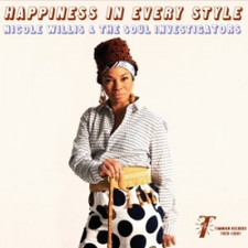 Nicole Willis & Soul Investigators - Happiness in Every Style - LP Vinyl