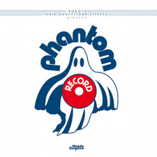 Various Artists - I-Robots Present Phantom Records - LP Vinyl