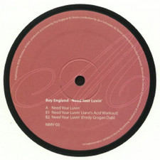 """Roy England - Need Your Luvin' - 12"""" Vinyl"""