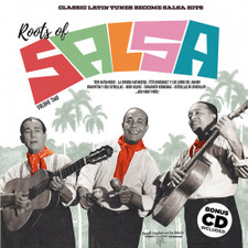 Various Artists - Roots Of Salsa Vol. 2: Classic Latin Tunes Become Salsa Hits - LP Vinyl+CD