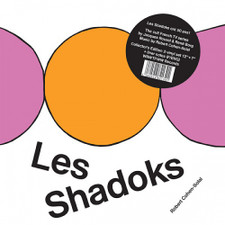 """Robert Cohen-Solal - Les Shadoks - LP Vinyl+7"""""""