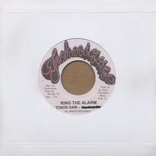 "Tenor Saw - Ring the Alarm - 7"" Vinyl"