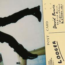 David Bowie - Lodger - LP Vinyl