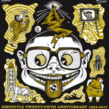 Dirt Style - 25th Anniversary - 2x LP Colored Vinyl