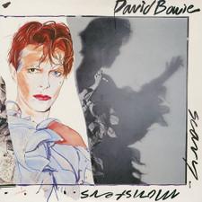 David Bowie - Scary Monsters - LP Vinyl