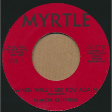 "Marcia Griffiths / Onika - When Will I See You Again - 7"" Vinyl"