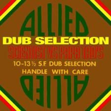 Scientist Vs Papa Tad's - Allied Dub Selection - LP Vinyl