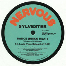 "Sylvester - Dance (Disco Heat) (Louie Vega Re-Touch) - 12"" Vinyl"