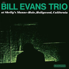 Bill Evans Trio - At Shelly's Manne-Hole, Hollywood, California - LP Vinyl