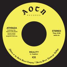 "Ice - Reality / Hey, Hey - 7"" Vinyl"