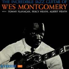 Wes Montgomery - The Incredible Jazz Guitar Of - LP Vinyl