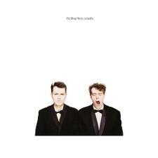 Pet Shop Boys - Actually - LP Vinyl