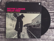 Delvon Lamarr Organ Trio - Close But No Cigar - LP Vinyl