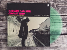 Delvon Lamarr Organ Trio - Close But No Cigar - LP Clear Vinyl