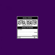 Coil - Astral Disaster Sessions: Un/Finished Musics - LP Vinyl