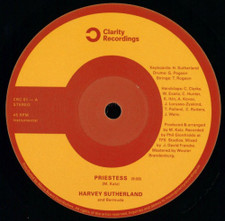 """Harvey Sutherland & Bermuda - Priestess / Bravado - 12"""" Vinyl"""
