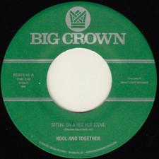 "Kool & Together - Sittin' On A Red Hot Stove / Nassau Beat - 7"" Vinyl"