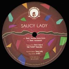 "Saucy Lady - Town - 12"" Vinyl"