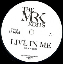 "Rufus & Chaka Khan / Pieces Of A Dream - Mr. K Edits - 7"" Vinyl"