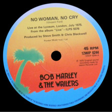 "Bob Marley & The Wailers - No Woman, No Cry / Jamming - 12"" Vinyl"