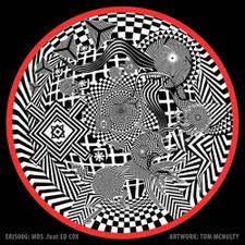 "MDS & Ed Cox - Zeg Borg - 12"" Vinyl"