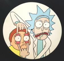 Rick & Morty - Eye Popper - Single Slipmat