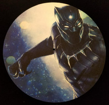 Black Panther - #1 - Single Slipmat