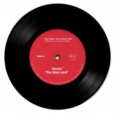 """Baatin """"The Slum Lord"""" - Don't Stop - 7"""" Vinyl"""