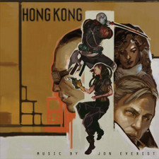 Jon Everist - Shadowrun: Hong Kong - 2x LP Colored Vinyl
