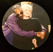 Snoop Dogg & Martha Stewart - Cuddles - Single Slipmat