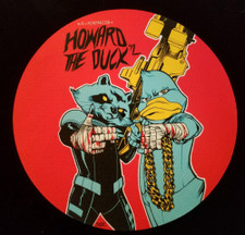 Run The Jewels - x Howard The Duck - Single Slipmat