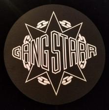 Gang Starr - Logo - Single Slipmat