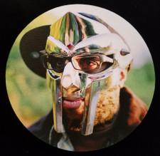 MF Doom - The Man In The Mask - Single Slipmat