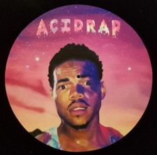 Chance The Rapper - Acid Rap - Single Slipmat