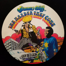 The Harder They Come - Movie Poster - Single Slipmat