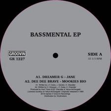 "Various Artists - Bassmental Ep - 12"" Vinyl"