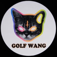 Golf Wang - Rainbow Logo Satan Kitty - Single Slipmat