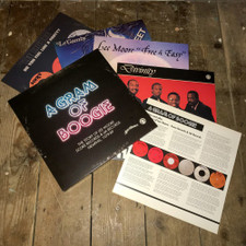 Lee Moore - A Gram Of Boogie - 5x LP Vinyl Box Set