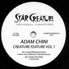 "Adam Chini - Creature Feature - 12"" Vinyl"