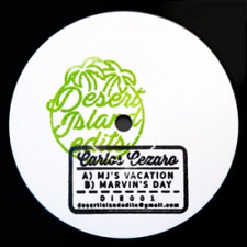 "Carlos Cezaro - MJ's Vacation - 12"" Vinyl"