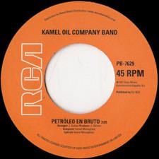 "Kamel Oil Company Band - Mustapha / Petroleo En Bruto - 7"" Vinyl"