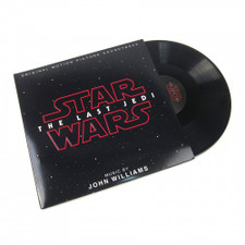 John Williams - Star Wars: The Last Jedi (Original Motion Picture Soundtrack) - 2x LP Vinyl