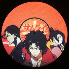 Samurai Champloo - Orange - Single Slipmat