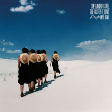 Wye Oak - The Louder I Call, The Faster It Runs - LP Colored Vinyl