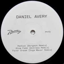 "Daniel Avery - Slow Fade (Remixes) - 12"" Vinyl"