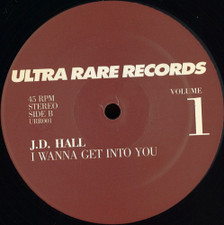 "State Property / J.D. Hall - Slow Love / I Wanna Get Into You - 12"" Vinyl"