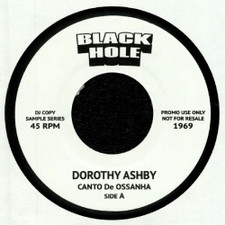 "Dorothy Ashby - Canto De Ossanha - 7"" Vinyl"